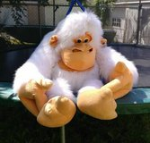 large plush gorilla by ideal 3 1/2 feet tall - tacoma in Tacoma, Washington