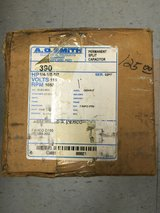 AO Smith Electric Motor 390 1/4, 1/5, 1/7 hp, 1050 rpm **New in the box** in Byron, Georgia