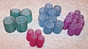 Set of 26 Velcro Hair Rollers - 4 Sizes in Naperville, Illinois