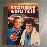 NEW Original Starsky & Hutch Second Season 5-Disc Box Set in Joliet, Illinois