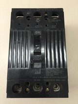 GE Circuit Breaker THQD32200 200 amp 3 pole 3 phase 240 volt in Macon, Georgia