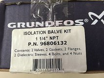 Grundfos 96806132 Isolation Balve Kit ***new in box*** in Byron, Georgia