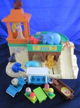 VINTAGE Fisher Price Little People FPLP #916 Zoo in Naperville, Illinois