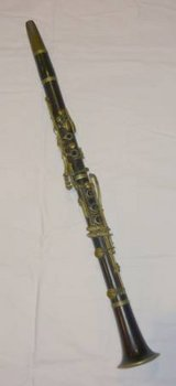 Vintage French Clarinet in Schaumburg, Illinois