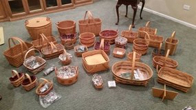 Longaberger Baskets- All kinds - Pick what you like - Make Offer in Westmont, Illinois