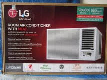 LG LW1216HR 12,000 BTU 230V Window Air Conditioner with Heater in Bolingbrook, Illinois
