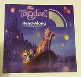 NEW Tangled Read-Along Storybook & CD by Disney in Plainfield, Illinois
