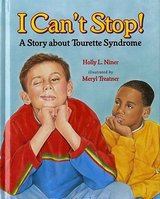 I Cant Stop A Story About Tourettes Syndrome Hard Cover Book in Morris, Illinois