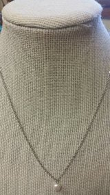 American Eagle freshwater pearl necklace in Camp Pendleton, California
