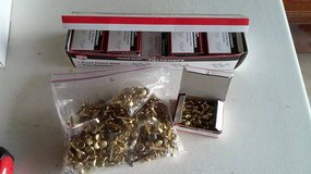 BRASS ROUND HEAD FASTENERS FINISHING BRADS in Joliet, Illinois