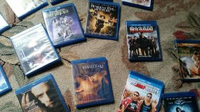 19 Blu-Ray DVDs for $30 - See pics for titles in Travis AFB, California