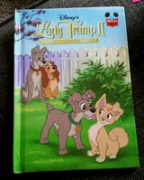 Lady and the Tramp II Scamp's Adventure (Disney Wonderful World of Reading) Hard Cover Book in Plainfield, Illinois
