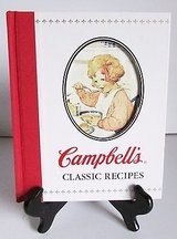 Campbell's Classic Recipes Cookbook Nostalgic Hardcover Beautiful Photographs in Chicago, Illinois