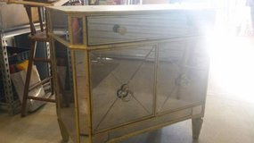 Mirrored Glam Dresser or Nightstand in Yucca Valley, California