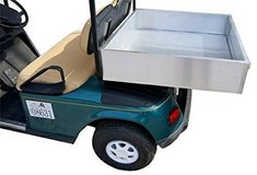 ***   Golf Cart Aluminum Dumping Cargo Box in Elgin, Illinois
