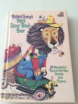 RARE Vintage 1968 Richard Scarry's Best Story Book Ever 82 Stories & Poems 288 Pages Hard Cover ... in Morris, Illinois