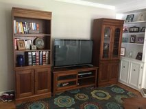Beautiful Hooker bookcase/shelving units in Naperville, Illinois