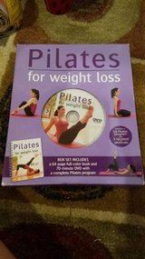 Pilates for Weight Loss DVD NIB in Naperville, Illinois