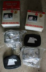 Silver Eagle 6 x 9 stainless steel off road lights in Naperville, Illinois