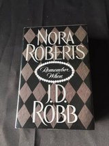 """Remember When"" by Nora Roberts & JD Robb (Hardcover) in Wilmington, North Carolina"