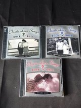 Classic Love Songs (Set of 3 CD's) in Wilmington, North Carolina