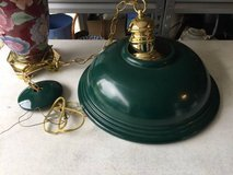 Green Ceiling Light Fixture in Wilmington, North Carolina