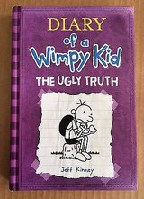 Diary of a Wimpy Kid The Ugly Truth Hard Cover Book  Age 8 - 12 * Grade 3rd - 7th in Oswego, Illinois