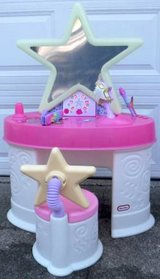 Little Tikes Super Star Sing-a-long Vanity / Salon in Orland Park, Illinois