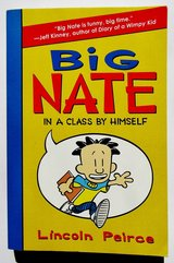 NEW Big Nate In A Class By Himself Paperback Book in Oswego, Illinois