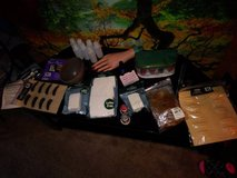 Cosmetology school cosmetics manicure practice hand kit nail polish in Travis AFB, California