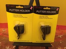 Bundle of 2 LP LANN golf bag putter holders in Morris, Illinois