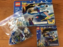 Lego Toy Story Buzz's Star Command Ship - Retired set in Naperville, Illinois
