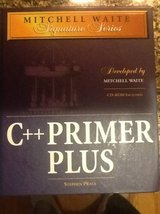 C++ Primer Plus Book - NEW condition with CD in Fort Belvoir, Virginia