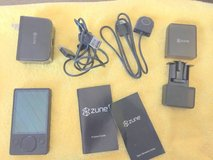 ZUNE 120 GB Video MP3 Player with case and Accessories in Perry, Georgia