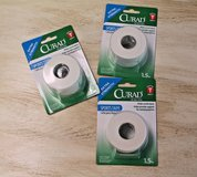 Curad Sports Extra Strength Tape, 1.5 Inches x 10 Yards - NEW - 3 Rolls in Lockport, Illinois