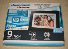 PANDIGITAL - 9 Inch PANIMAGE Digital Photo Frame - NEW IN BOX in Naperville, Illinois