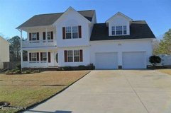 2 Master Suites, Swimming Pool, 2nd Story Balcony in Camp Lejeune, North Carolina