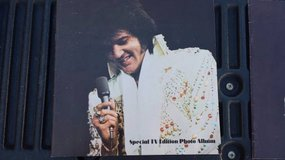 ELVIS PRESLEY Special TV Edition PHOTO ALBUM Booklet 1974 20pg in Yucca Valley, California