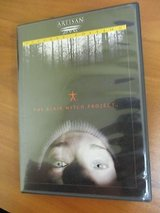 RARE New The Blair Witch Project DVD Movie Special Collector's Edition in Chicago, Illinois
