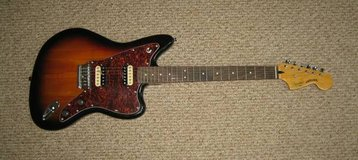 FENDER SQUIER JAGUAR SOLID BODY ELECTRIC GUITAR - Sunburst in Aurora, Illinois