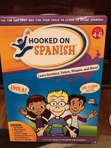 Hooked on Spanish (hooked on phonics) ages 4-6 - New in Bolingbrook, Illinois