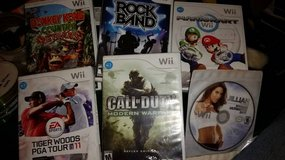 Wii Games in Camp Pendleton, California