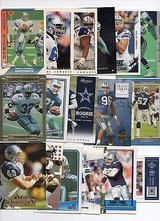 DALLAS COWBOYS 50 CARD PAST FOOTBALL LOT NO DUPLICATES 50 DIFFERENT PLAYERS in Oswego, Illinois