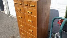 """Heavy Duty Garage Chest of Drawers - 57""""h 27""""d 33""""w in Travis AFB, California"""