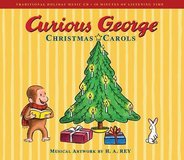 NEW Curious George Christmas Carols Hard Cover Book & CD Set in Chicago, Illinois