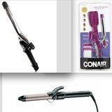 """New! Conair 3/4"""" Curling Iron -OR- Flat Crimper Curler Combo in Chicago, Illinois"""