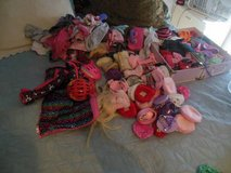 A Big Lot Of Build A Bear Girls ClothesAnd Shoes And Accesories in Naperville, Illinois