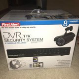 Security System DVR 8 Cameras First Alert -NEW in Naperville, Illinois