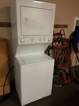Stackable Washer and dryer in Beaufort, South Carolina