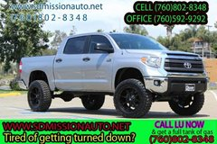 2014 Toyota Tundra SR5 Ask for Louis (760) 802-8348 in Camp Pendleton, California